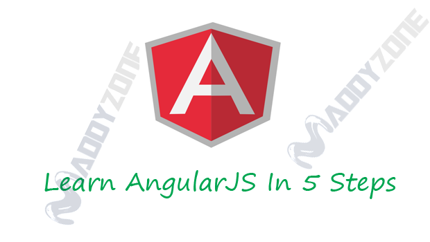 Learn Complete AngularJS in 5 Steps