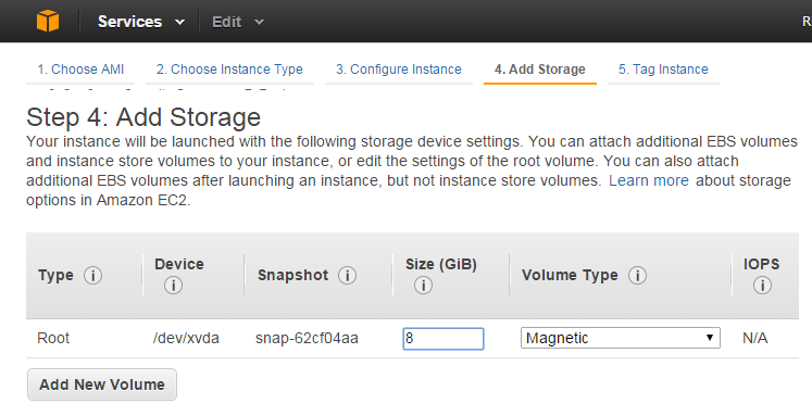 Add Storage IN AWS EC2